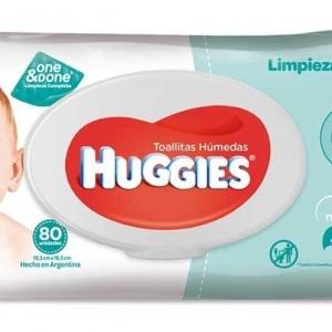 Huggies toallitas humedas limpieza total 48u